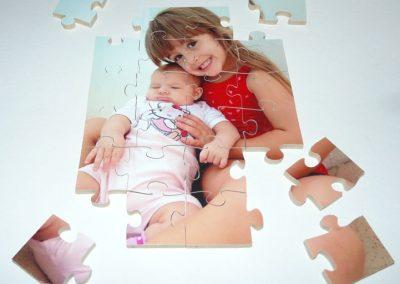 Puzzle hermanitas
