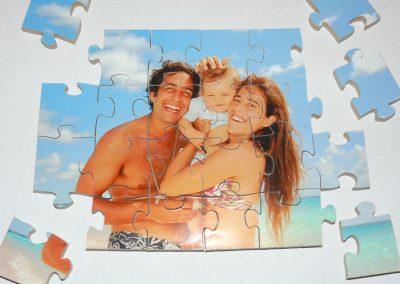 Puzzle 25 x 20 cm