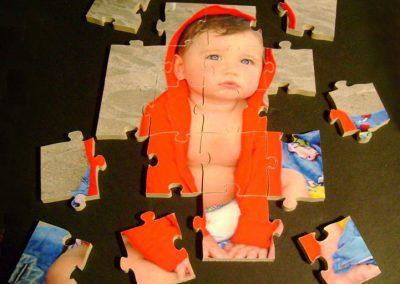 Puzzle 15 x 20 cm
