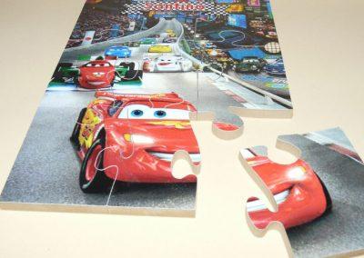 Puzzle Cars Santino