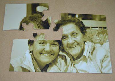 Puzzle souvenir