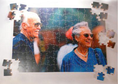 Puzzle pareja