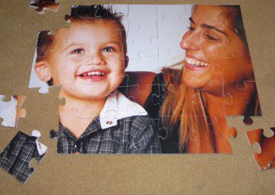 Puzzle madre e hijo