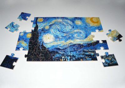 Puzzle Artista