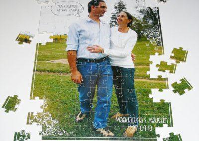 Puzzle casamiento