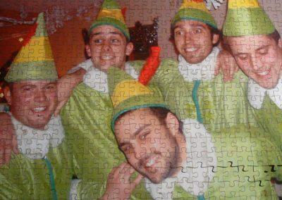 Puzzle Amigos