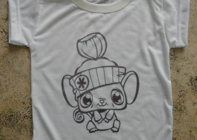 REMERA PET SHOP 1