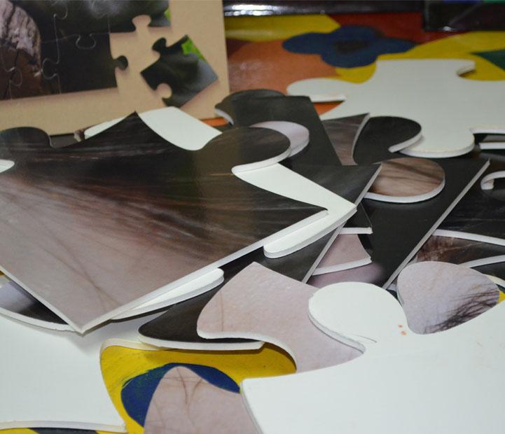 A Medida Puzzle Personalizado