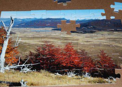 Puzzle troquelado
