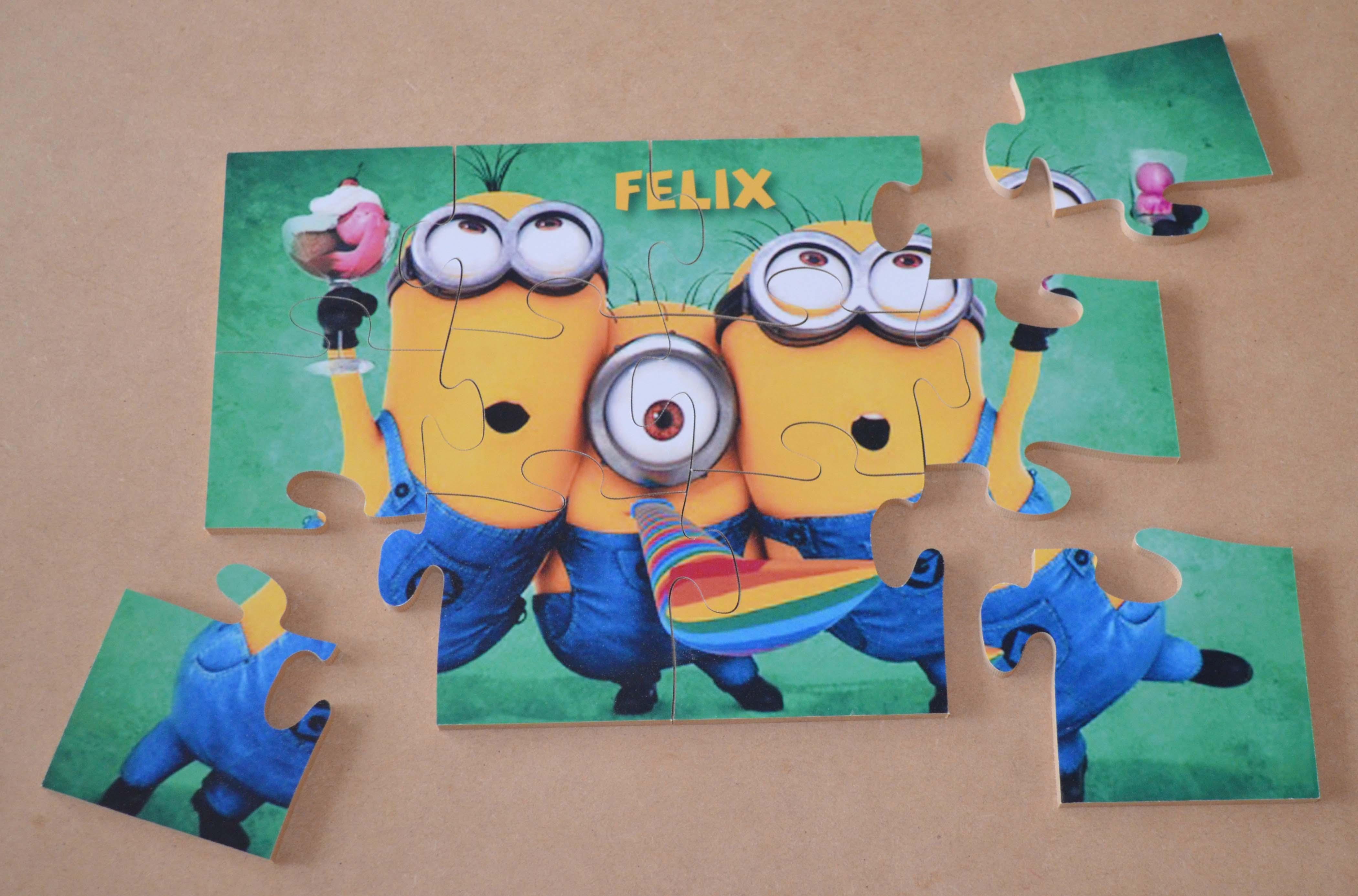 Puzzle Minions