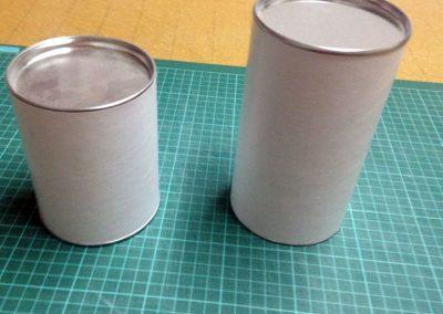 Lata cilindrica