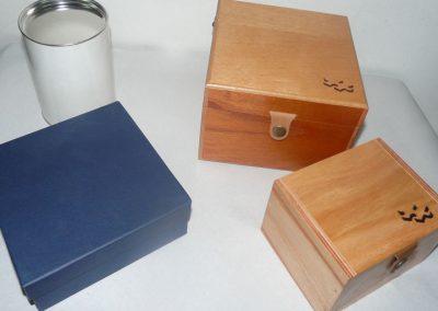 Packagings x 3