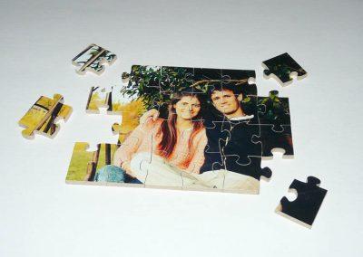 Puzzle de pareja